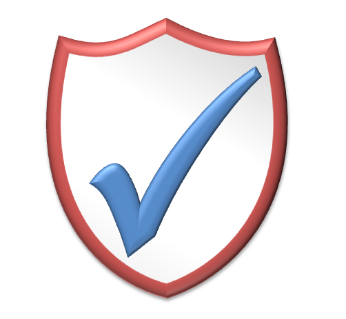 Drawing In Powerpoint Creating A Security Icon Powerpointy