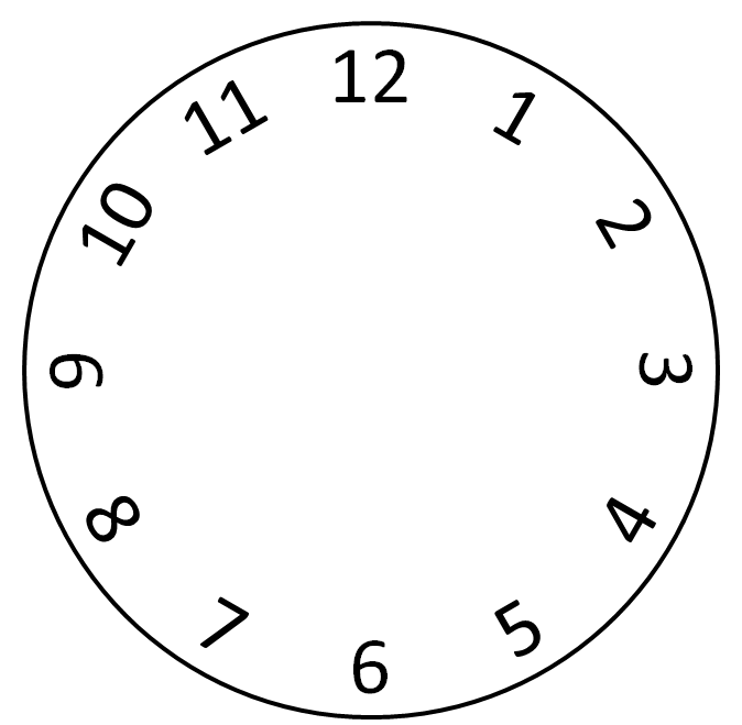 Drawing in PowerPoint – Clock Icons   powerpointy