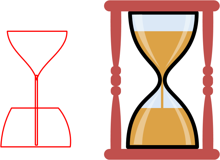 Animation: Hourglass   powerpointy