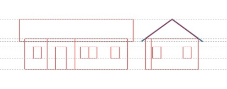 Drawing In Powerpoint 3d House Basics Powerpointy